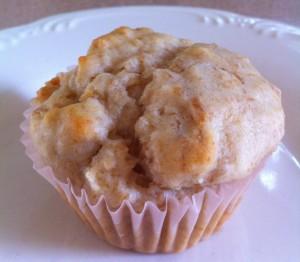 pb honey muffins