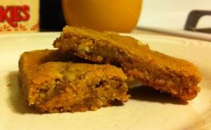pb cup cookie bars