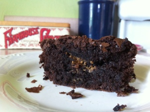 pb cup oreo brownies