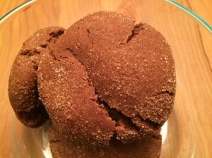 mexican choc snickerdoodles