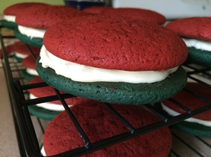 patriotic whoopies