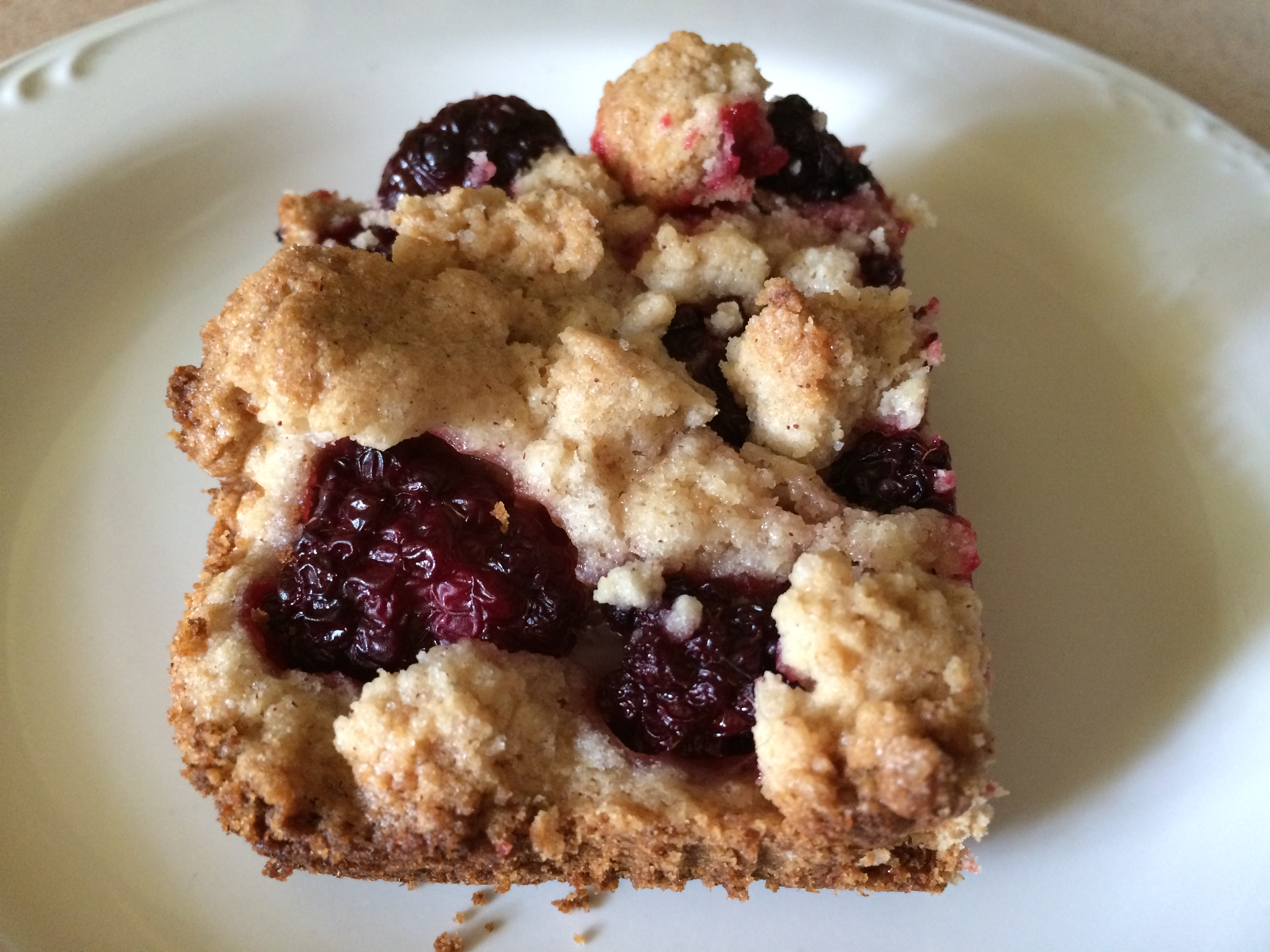 Blackberry Pie Bars | amy bakes in the 'burgh