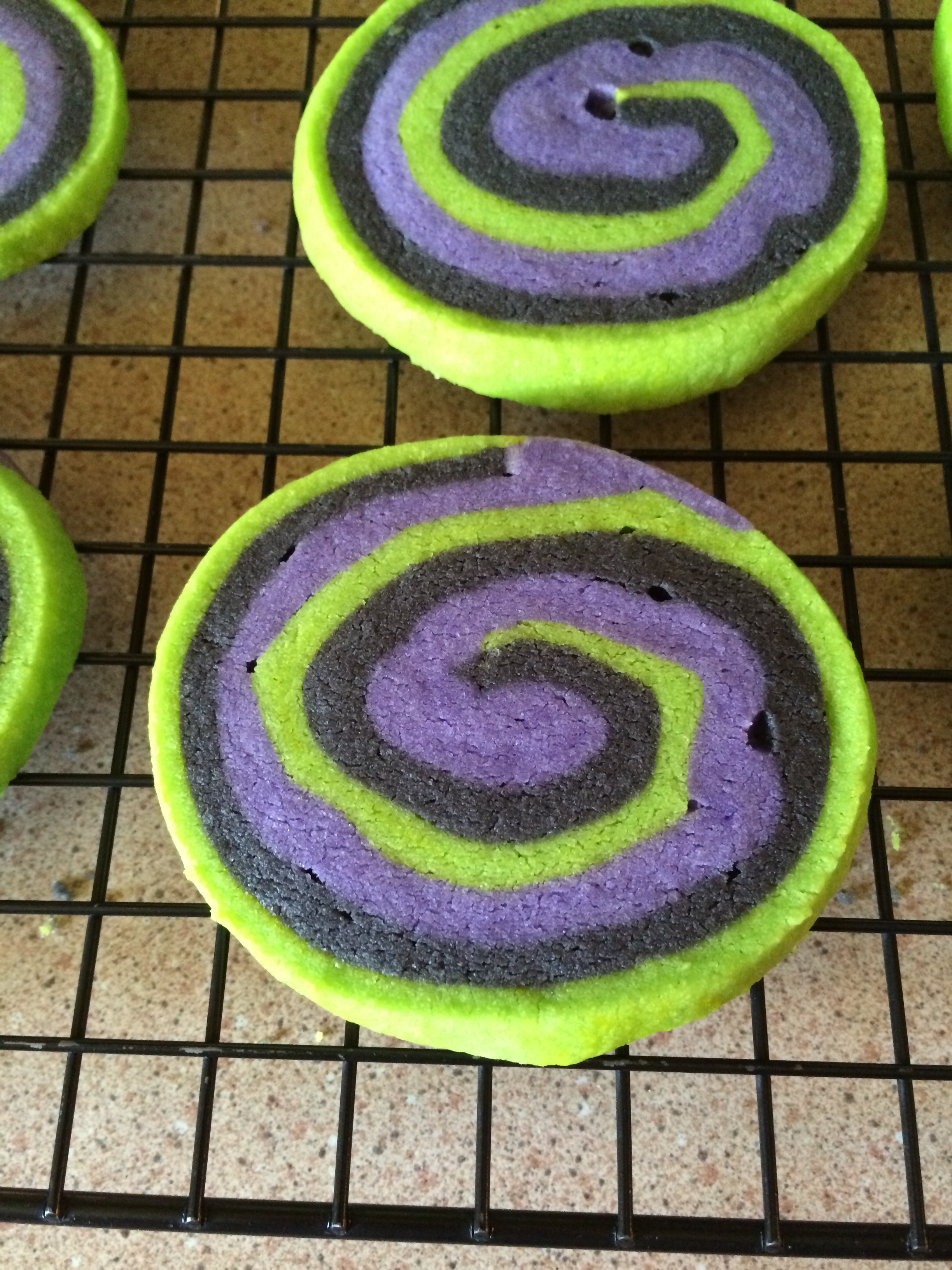 spiral cookies | amy bakes in the 'burgh