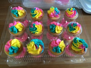 swirled cupcakes dozen