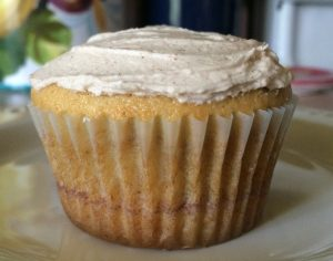 snickerdoodle cupcake 1