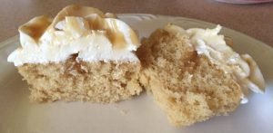 butterscotch cupcakes 2