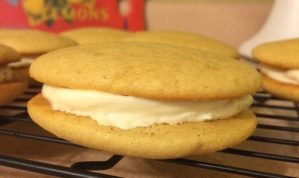 fluffernutter whoopies