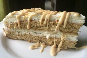 brown sugar butterscotch cake