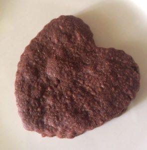chocolate-heart-cookie