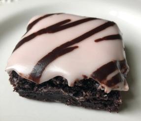 chambord brownies